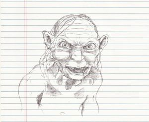 Gollum-smaller