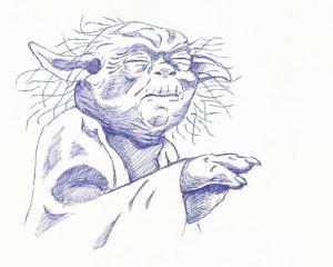 Yoda smaller