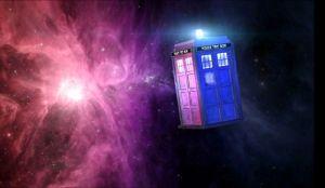 TARDIS smaller