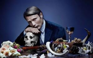 hannibal and skull